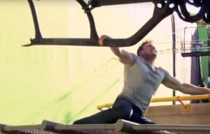 Chris Evans Training For Captain America Behind The Scenes
