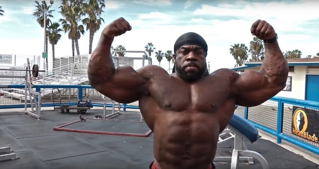 The Art Of Getting BIG BICEPS - Kali Muscle