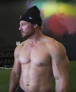 Steve Cook - BodyBuilder vs Cross Fit Athlete - Karen with Brooke Ence