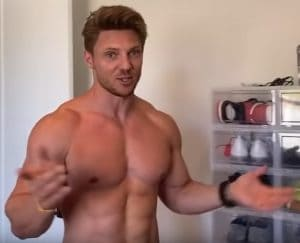 Steve Cook From Video My Shoe Addiction