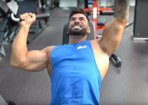 Working Out With Sergi Constance