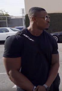 Simeon Panda Going To The Gym