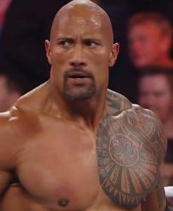 Dwayne Johnson WWE